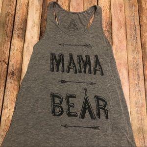 Bear Dance Athletic Wear.  Size Med Tank Top.